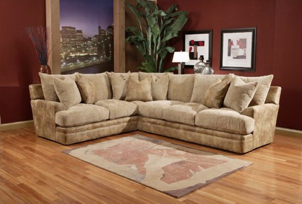 ONLY AVAILABLE IN FEATHER AND DOWN BLEND SEAT CUSHIONS BACK u0026 TPu0027S : down feather sectional - Sectionals, Sofas & Couches