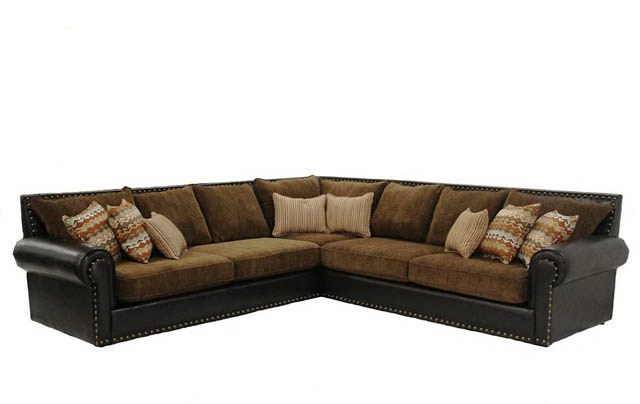 ROBERT MICHAEL LTD  CLASSIC II   SECTIONAL  sc 1 st  Furniture by Robert Michael Jonathan Louis Guildcraft of ... : robert michael ltd sectional - Sectionals, Sofas & Couches